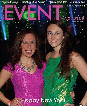 EVENT Magazine January February 2015 Cover