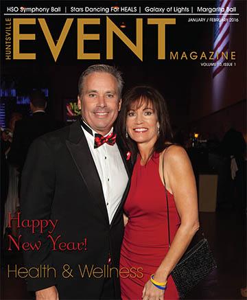 EVENT Magazine January February 2016 Cover