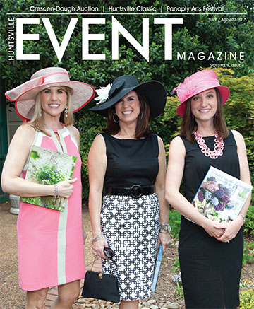 EVENT Magazine July August 2015 Cover