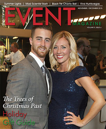 EVENT Magazine November December 2015 Cover