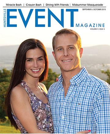 EVENT Magazine September October 2015 Cover